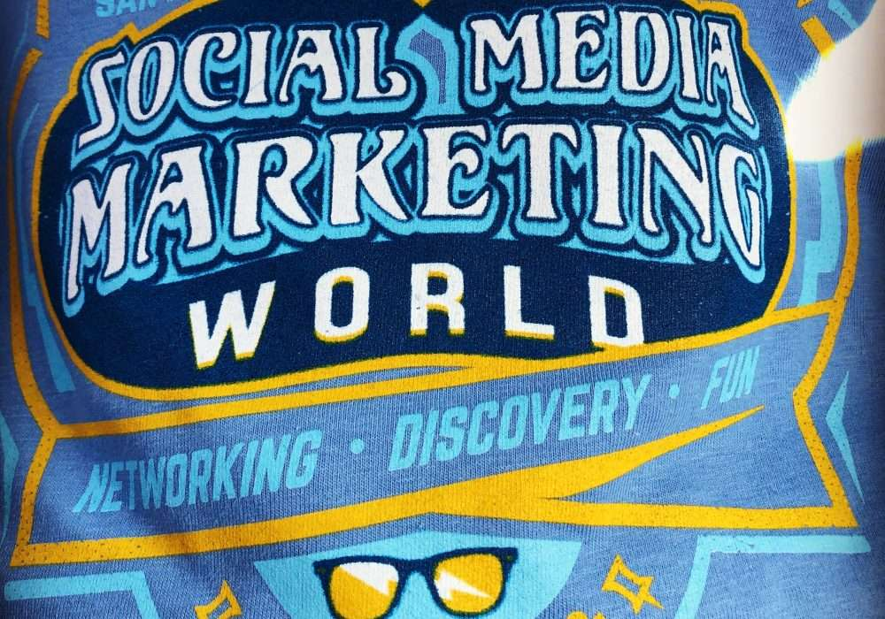 Social Media Marketing World 2019 - Adams Edge Marketing
